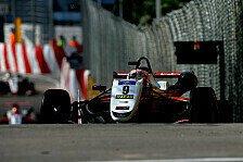 Platz 5 für Maximilian Günther bei F3 World Cup in Macau