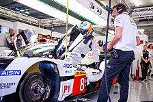 Fernando Alonso bei 24h Le Mans 2018: Chance auf Start 50:50