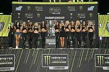 NASCAR - Bilder: Girls & Celebrities 2017