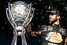 NASCAR - Bilder: Ford EcoBoost 400 - 36. Lauf (Finale)