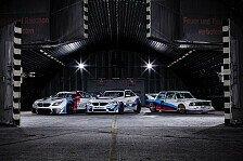 DTM - Bilder: BMW: Spektakuläres Shooting in Maisach