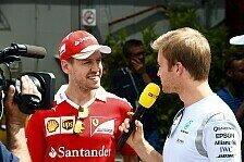 Formel 1: Nico Rosberg in Abu Dhabi als RTL-Experte im TV