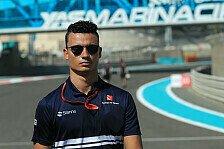 Formel 1 Abu Dhabi 2017: Wehrleins Zukunft weiter unklar