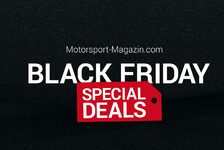 Black Friday: Motorsport-Angebote zum Super-Sparpreis