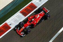 Formel 1, Abu Dhabi 2017: Dreikampf um die Bestzeit
