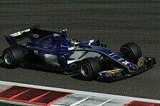 Formel 1 Abu Dhabi: Wehrleins letztes Rennen? - Er hofft noch