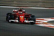 Formel 1 Trainingsanalyse: Verkehrte Welt bei Mercedes, Ferrari