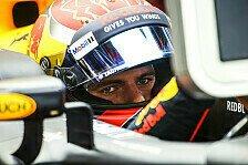 Formel 1, Abu Dhabi: Verstappen nach Ricciardo-Klatsche ratlos