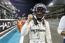 Formel 1 Abu Dhabi 2017, Bottas: Muss jetzt Rechnung begleichen