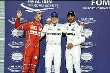 Formel 1 - Bilder: Abu Dhabi GP - Samstag