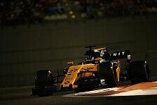 Formel 1 Abu Dhabi 2017 - Wegen Hülkenberg: Toro Rosso zittert