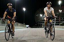 Formel 1 - Video: Ricciardo und Verstappen drehen Spaß-Runde in Abu Dhabi