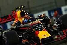 Formel 1, Abu Dhabi: Max Verstappen verzweifelt wie Hamilton