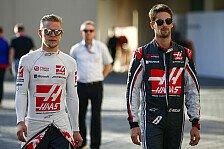 Formel 1, Grosjean und Magnussen nach Bahrain-Disput uneinig