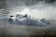Formel 1 - Bilder: Abu Dhabi GP - Rennen
