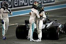 Formel 1: Felipe Massa beendet Karriere in Abu Dhabi mit Stolz