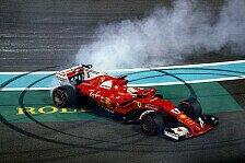 Formel 1 Abu Dhabi 2018: Letzte Reifenwahl der Saison fix