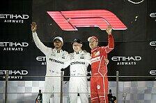 Neues Formel-1-Logo ab 2018: Hamilton und Vettel skeptisch