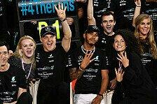 Formel 1 - Bilder: Abu Dhabi GP - Sonntag
