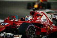 Sebastian Vettel: Formel-1-Klatsche vs. Mercedes repräsentativ
