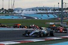 Formel 1 Abu Dhabi 2018 live: RTL, Live-TV, Stream, Zeitplan