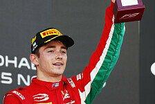 Formel 2 - Bilder: Abu Dhabi - 21. & 22. Lauf