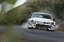 WRC2: Volkswagen Polo GTI R5 absolviert erfolgreiches Testdebüt