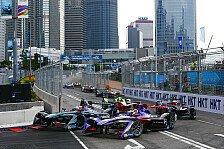 Formel E Hongkong 2017: Vorschau und Infos zum Saisonstart