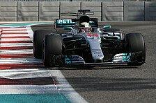 Hamilton lobt neuen Hypersoft: Bester Pirelli-Formel-1-Reifen