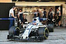 Formel 1: Kubica vs. Sirotkin - Williams vertagt Entscheidung