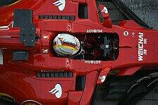 Formel 1, Vettels letzte Ausfahrt mit Gina: Dreher und Wehmut