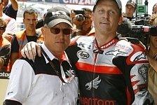 MotoGP - Team Roberts wird die Saison fahren