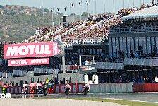 MotoGP-Zuschauerzahlen Saison 2017: Valencia bestbesuchter GP