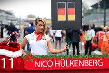 Formel-1-Zeugnis: Nico Hülkenbergs Saison-Fazit 2017