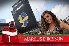 Formel-1-Zeugnis: Marcus Ericssons Saison-Fazit 2017