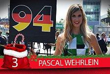 Formel-1-Zeugnis: Pascal Wehrleins Saison-Fazit 2017