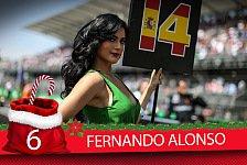 Formel-1-Zeugnis: Fernando Alonsos Saison-Fazit 2017