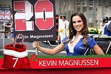Formel-1-Zeugnis: Kevin Magnussens Saison-Fazit 2017