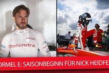 Formel E - Video: Nick Heidfeld: Formel E lockerer als in der Formel 1