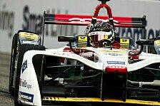 Formel E Marrakesch 2018: Abt mit Streckenrekord in Training 2
