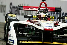 Formel E: Panne kostet Abt Podium in Hongkong