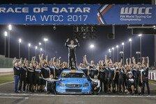 WTCC-Katar 2017: Das Losail-Rennwochenende im Ticker