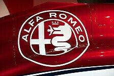Formel 1 - Bilder: Formel 1 2018: Sauber und Alfa Romeo zeigen neue Lackierung