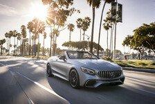 Mercedes stellt Neuauflagen von S-Klasse Coupe und Cabrio vor