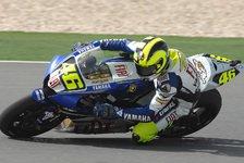 MotoGP - Qualifying, MotoGP: Rossi schnappt sich Pole