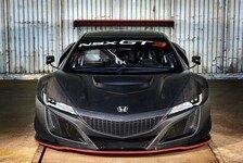 Bentley, Nissan, Honda: Die neuen GT3-Autos für 2018