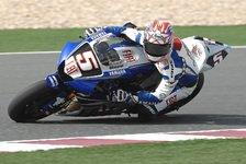 MotoGP - 1. Training, MotoGP: Edwards vorne, Hayden hinten