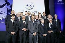 Formel 1: FIA eröffnet neue Hall of Fame für F1-Weltmeister