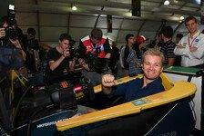 Formel E - Video: Formel E: So erlebt Nico Rosberg den Hongkong ePrix