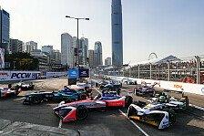 Formel E - Bilder: Hongkong - Formel E: Saisonstart in Hongkong